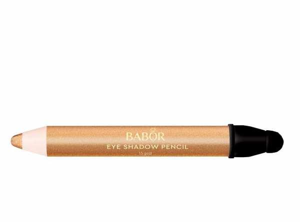 BABOR Eye Shadow Pencil 15 gold - Multifunktionaler Eyeshadow Pencil