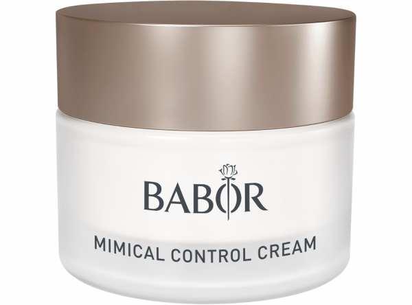 BABOR SKINOVAGE Mimical Control Cream - 24h Pflege zur Milderung von Mimikfalten