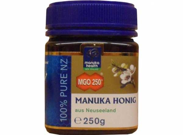 Aktiver Manuka Honig MGO 250+ 250 g von manuka health