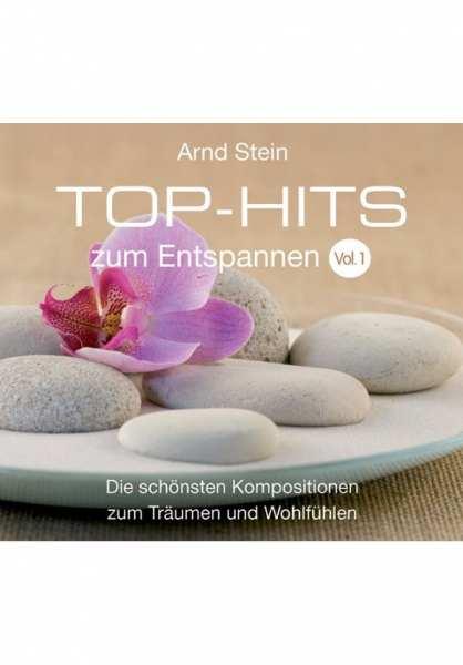 CD Top Hits zum Entspannen Vol. 1 von Dr. Arnd Stein
