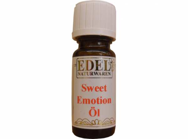 Aroma Öl Sweet Emotion-Öl von EDEL