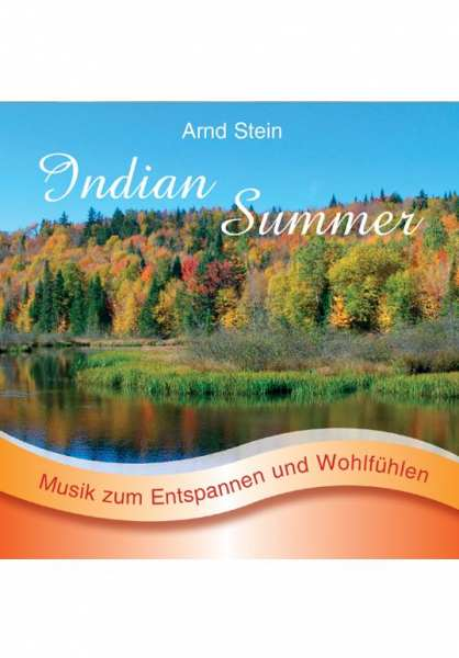 CD Indian Summer von Dr. Arnd Stein