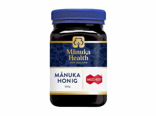 Aktiver Manuka Honig MGO 400+ 500 g von manuka health