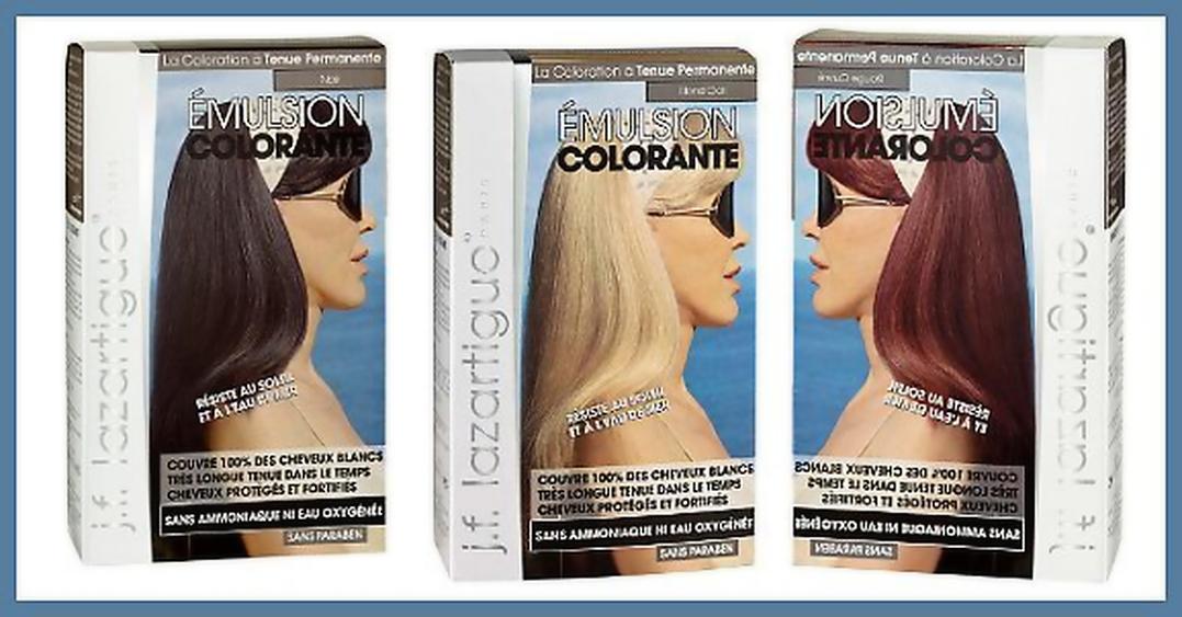j.f. lazartigue® Colorationen