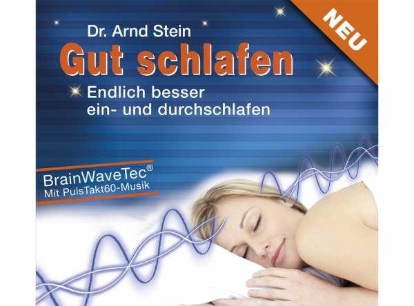 CD Gut schlafen von Dr. Arnd Stein