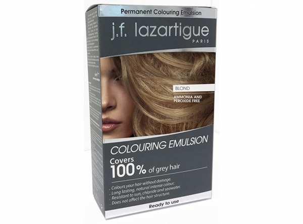 Haarfärbemittel EMULSION COLORANTE Blond von j.f. lazartigue