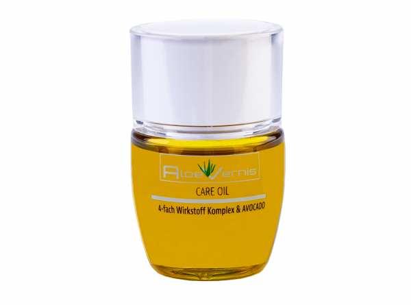 AloeVernis® BASIC CARE OIL 4-fach Wirkstoff Komplex & AVOCADO 30 ml + 2 BABOR GRATIS AMPULLEN