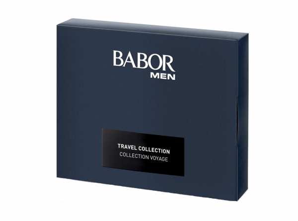 BABOR MEN Travel Set - Sondergrößen Set für gestärkte Männerhaut