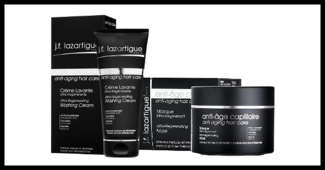 j.f.lazartigue® Anti-Age Haarpflege