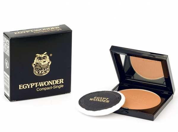 Bräunungspuder EGYPT-WONDER® Compact Single pearl von Tana® COSMETICS