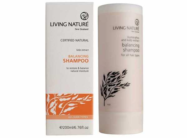 Living Nature Balancing Shampoo