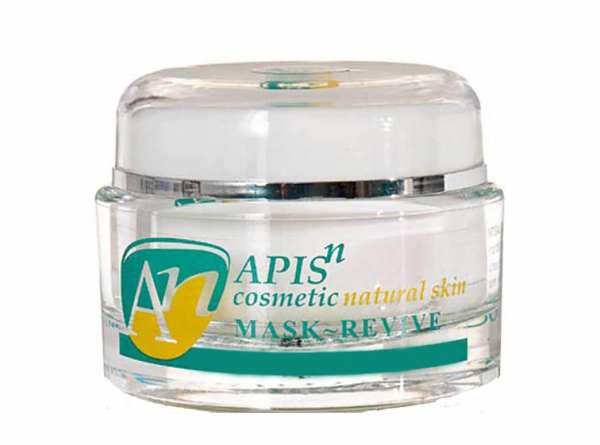 Dr. SCHRÖDER APIS N natural skin mask revive - Gesichtsmaske