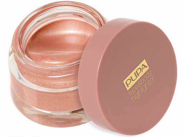 Highlighter BRONZE FEVER von PUPA 002 Intense Gold