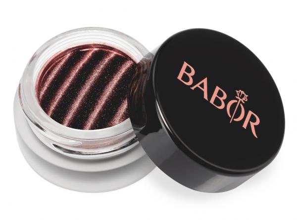 BABOR AGE ID Velvet Stripes Eye Shadow 01 plushy red - Hauchfeiner, transparenter Lidschattenpuder