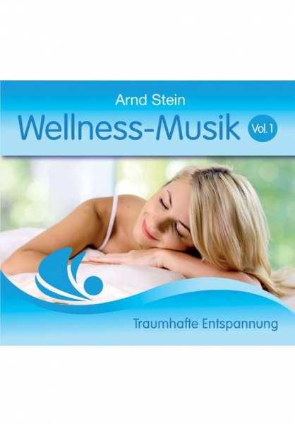 CD Wellness-Musik Vol. 1 von Dr. Arnd Stein