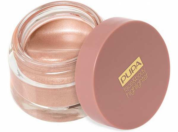 Highlighter BRONZE FEVER von PUPA 001 Light Gold
