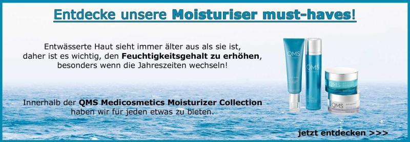 QMS Moisturisers