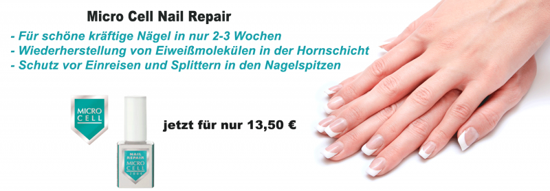 MicroCell Nail Repair
