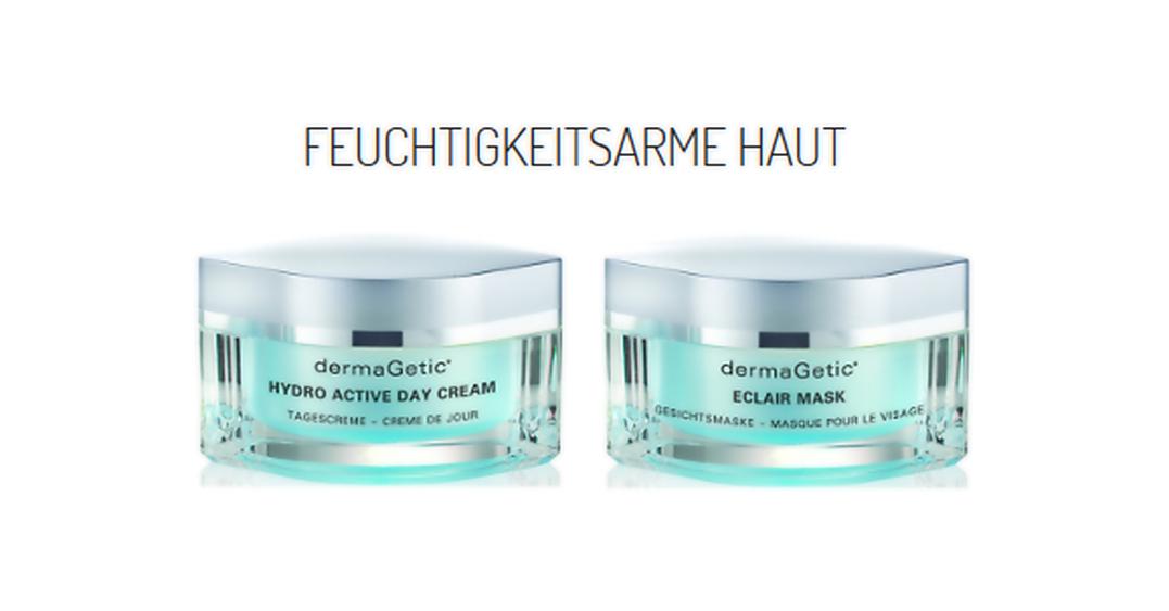 BINELLA of Switzerland dermaGetic - Feuchtigkeitsarme Haut