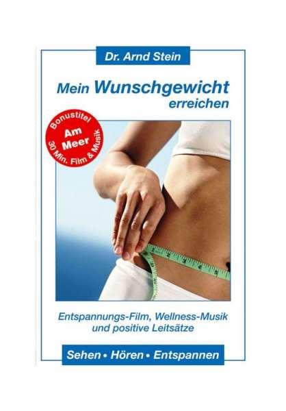 DVD Mein Wunschgewicht erreichen von Dr. Arnd Stein