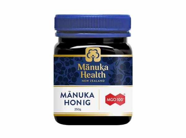 Aktiver Manuka Honig MGO 100+ 250 g von manuka health