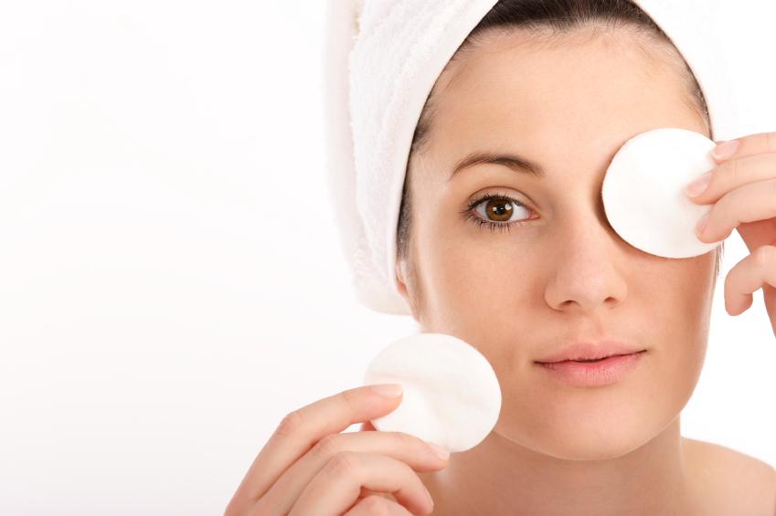 Augen Make-up Entferner
