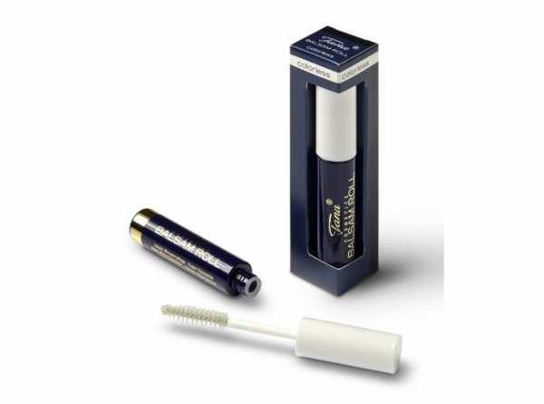 Tana® COSMETICS Wimpern und Augenbrauenpflege Balsam Roll transparent