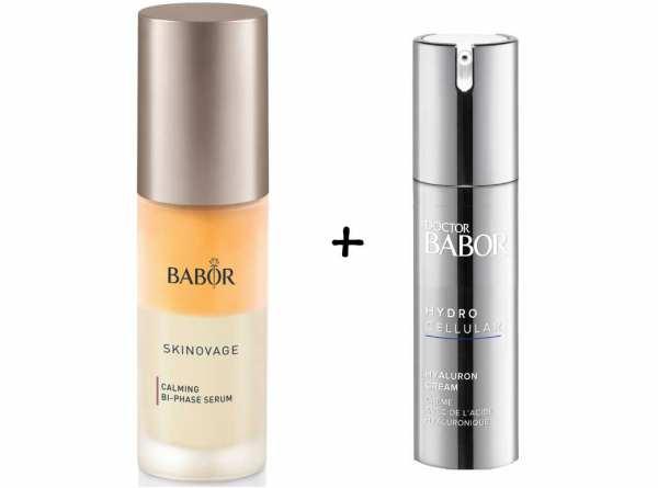 BABOR SKINOVAGE Calming Bi-Phase Serum - 2 Phasen Serum für besonders empfindliche Haut