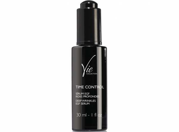 Pflegeserum TIME CONTROL RIDES PROFONDES von VIE COLLECTION