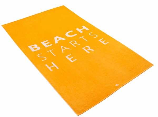 VOSSEN BEACH COLLECTION SUMMER LOCATION Strandtuch 100 x 180 cm