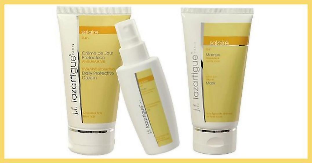 j.f. lazartigue® Sonnenschutz für die Haare