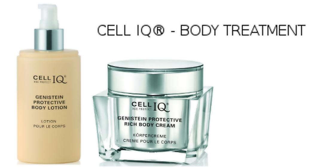 BINELLA of Switzerland CELL IQ® BODY TREATMENT