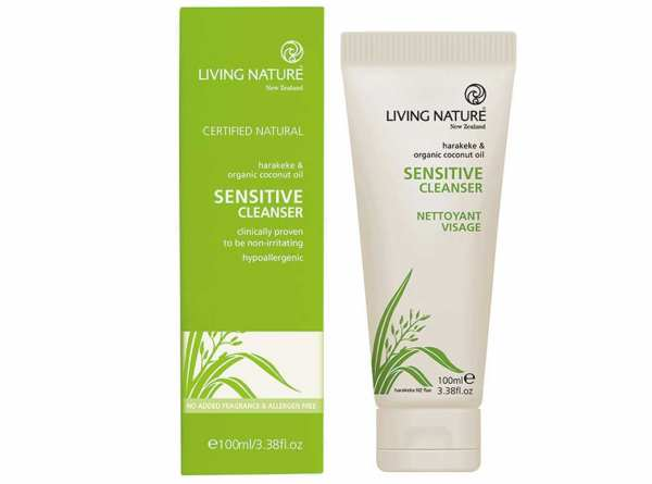 Living Nature Sensitive Reinigungslotion