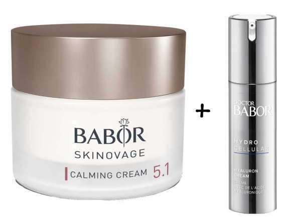 BABOR SKINOVAGE Calming Cream - Geschmeidige Intensivpflege
