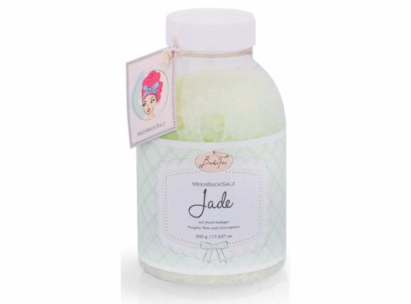 BadeFee Meersalzbad Jade