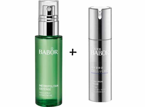 BABOR Face Spray Metropolitan Defense - Erfrischendes Gesichtsspray mit Anti-Pollution Wirkung
