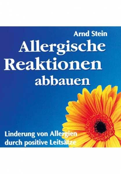 CD Allergische Reaktionen abbauen von Dr. Arnd Stein