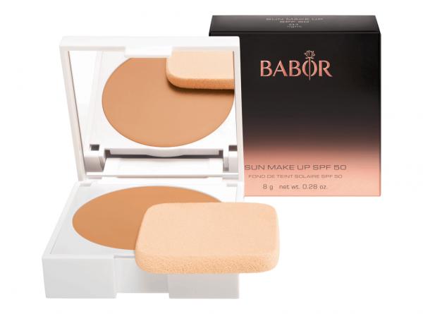 BABOR AGE ID Sun Make up 01 light SPF 50 - Creme-Make up für einen natürlichen Teint