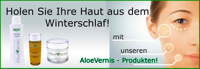 AloeVernis Produkte
