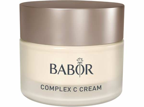 BABOR SKINOVAGE Complex C Cream - Reichhaltige 24h Vitaminpflege