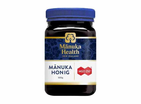 Aktiver Manuka Honig MGO 250+ 500 g von manuka health