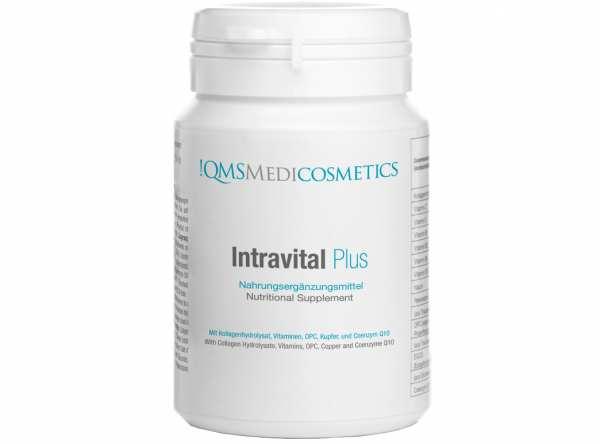 Nahrungsergänzungsmittel INTRAVITAL PLUS von !QMSMEDICOSMETICS