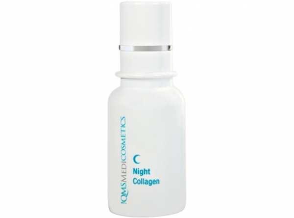 Nachtserum NIGHT COLLAGEN 30 ml von !QMSMEDICOSMETICS