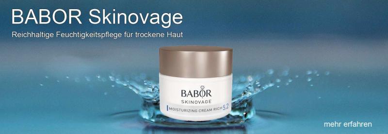 BABOR Skinovage für trockene Haut!