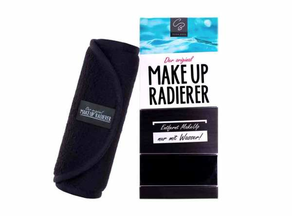 Der original MakeUp Radierer schwarz