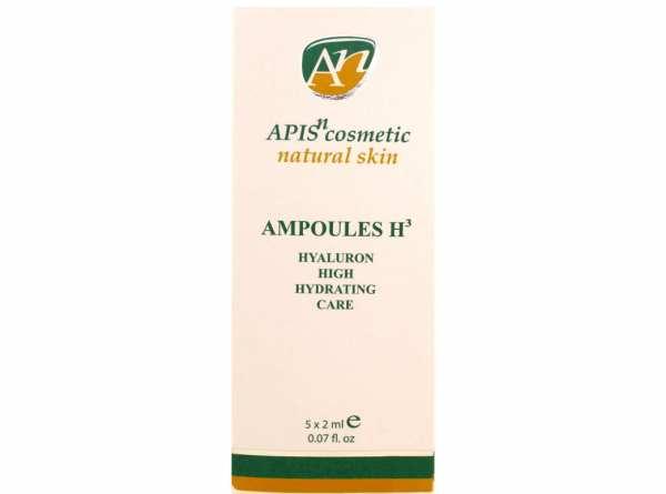 Dr. SCHRÖDER APIS N natural skin Ampoules H³ - Ampullen