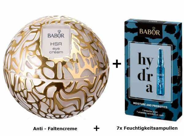 BABOR HSR LIFTING Luxuriöse Augenpflege - glättend und aufpolsternd