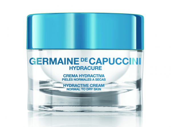 GERMAINE DE CAPUCCINI HYDRACURE Hydractive Cream Normal to Dry Skin 50 ml