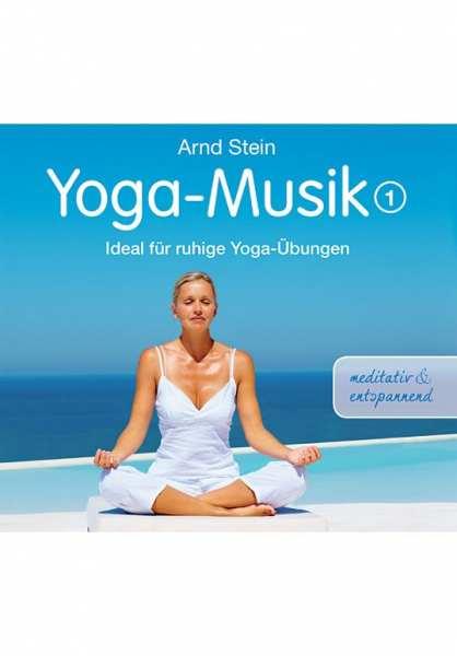 CD Yoga Musik 1 (entspannend) von Dr. Arnd Stein