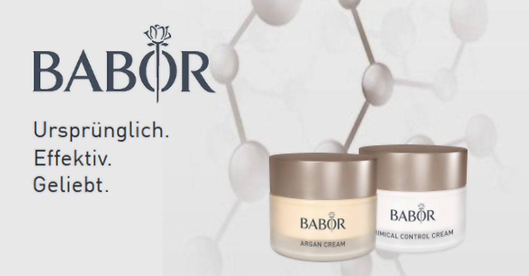 BABOR SKINOVAGE CLASSICS - Für regenerrationsbedürftige Haut